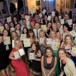 awards group photo