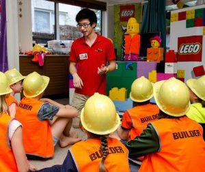 Lego Parties - Sydney