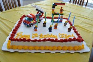 Lego Cake idea 1