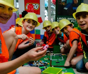 Lego Minecraft Party Boys