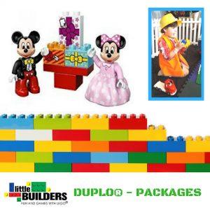 Preschooler Duplo Packages