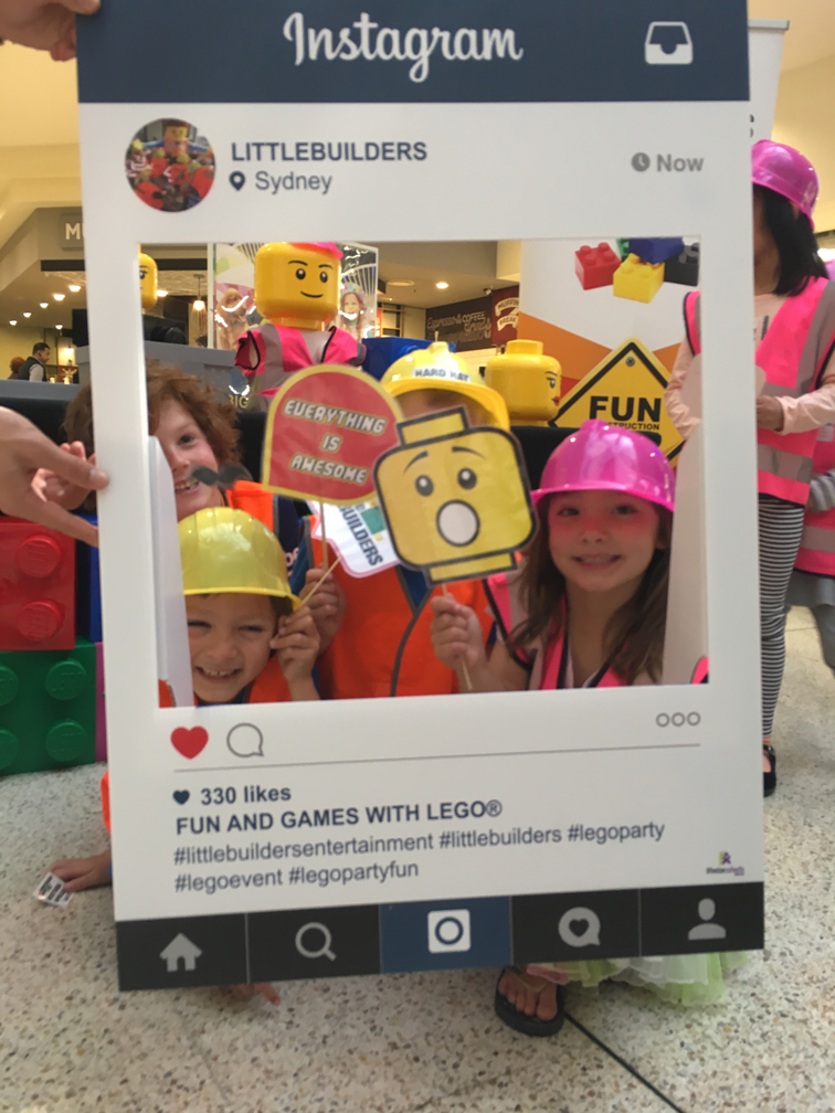 LEGO® Entertainment for Events, Shopping Centres, Vacation